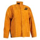 "Кожаная куртка сварщика ESAB WELDING JACKET, размер Large 48"""
