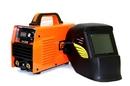Инвертор LV-220 (MMA) + Щиток сварщика WH4000 черный