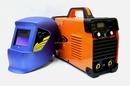 Инвертор SuperARC 205S + Маска сварщика WH 4111 синий со светоф. WH 201