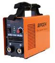 Сварочный аппарат (инвертор) ММА ARC-160 mini RIVCEN 220В, комплект