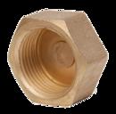 Заглушка G3/4 УН-000-076 (к ВК, КВБ  -латунь)