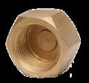 Заглушка Сп21,8 УН-065 (к КВ  -латунь)