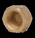 Заглушка Сп21,8-LH УН-065.01 (к ВБ  -латунь)