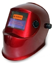 Маска сварщика ДОКА WH 6000 со светоф. WH 510S (9-13 DIN, глянцевая красная)