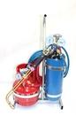 Пост газосварочный ПГУ-5П (пропановый переносной с баллонами 5л)