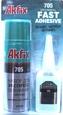 Суперклей AKFIX 705, 65г-200мл.