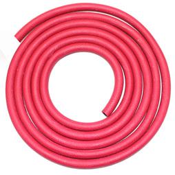 Рукав газовый ф 6,3 мм (красный) I класс КРАСНЫЙ  (I кл., бухта 50 м)